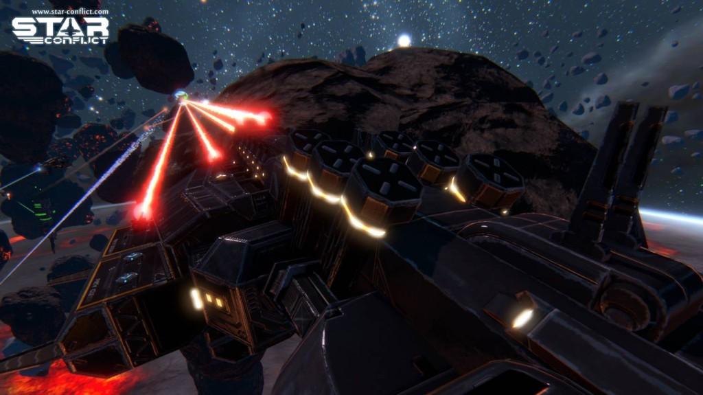 Самые последние скриншоты из игры Star Conflict