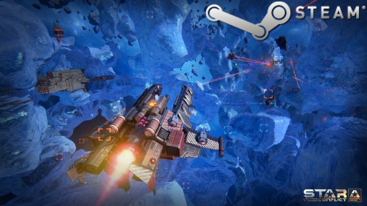 Star Conflict в Steam