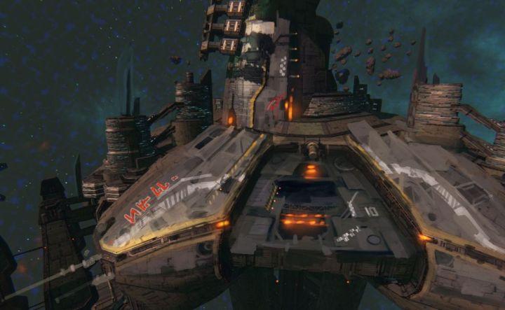 Сюжет игры Star Conflict  ЧАСТЬ II